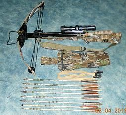 150 Compound Crossbow by Hunters Manufacturing Company Inc