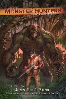 Monster Hunters Survival Guide Trade Paperback TPB TP