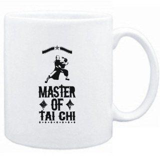 Mug White  Master of Tai Chi  Sports