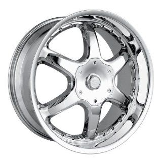 Chrome) Wheels/Rims 5x115/127 (D41 22917C)    Automotive