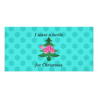 Christmas Unique design! Cute Christmas Tree Photo Card