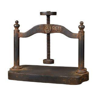 Sterling Industries 129 1009 Cast Iron Book Press Kitchen