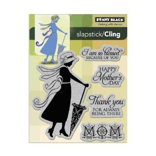 Penny Black 40 132 Cling Rubber Stamp, So Blessed Arts