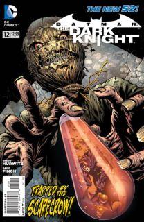Batman The Dark Knight 12 DC Comics 2011 New 52