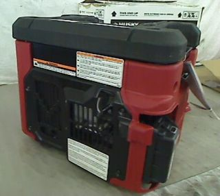 Husky 1850 Watt Gasoline Powered Portable Generator