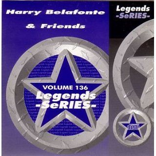 Legends Karaoke 136 Harry Belafonte & Friends: VARIOUS