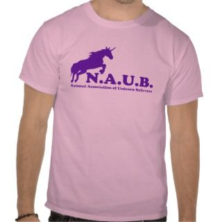 Unicorn Believers Tee Shirts
