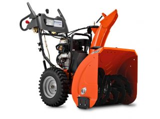 Husqvarna 924HV 24 Two Stage Snow Blower 9 Gross Torque Snow Thrower