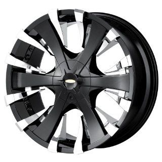 Black) Wheels/Rims 5x127/135 (2130B 22953)    Automotive