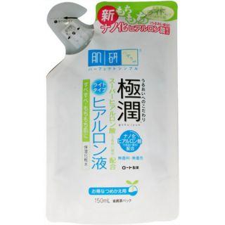 Rohto Hadalabo Gokujyun Super Hyaluronic Acid Skin Toner Light Type