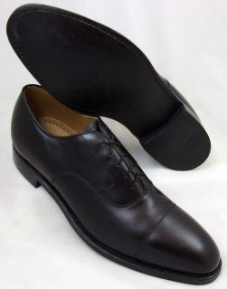 Mens Hyde Park II Black Aristocraft Dress Shoe Johnston Murphy Lace Up