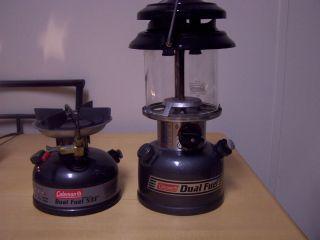 Coleman 2 Mantle Dual Fuel™ Lantern – 285A700 Duel Fuel Stove