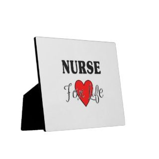 Nurse Appreciation Gift Plaque