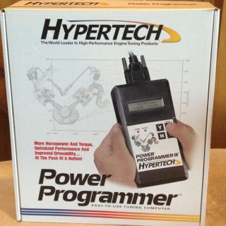 Hypertech Power Programmer 02 04 Ford