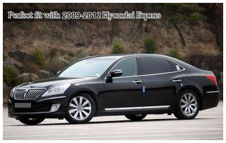 Rear Trunk Lid Logo Emblem New for 09 10 Hyundai Equus