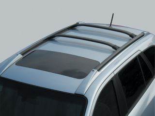 2007 2008 2009 Hyundai Santa Fe Cross Rails Roof Rack Bars 2010 2011