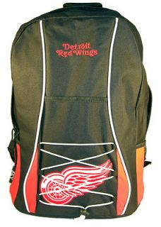 Detroit Red Wings NHL Scrimmage Series Large Backpack