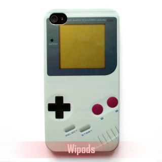 Nintendo Game Boy Hard iPhone 4 Case Cover 4G 4th
