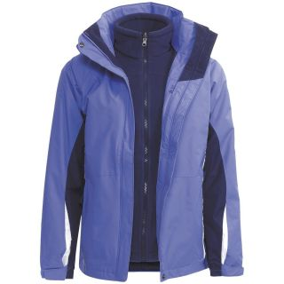 Thaw Womens 1x 2X 3X Plus Size Ski Winter Parka Jacket Coat New