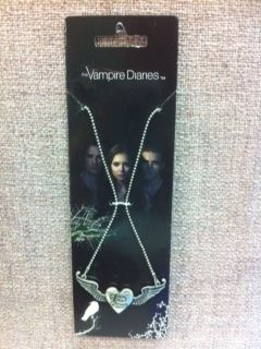 Ian Somerhalder I love Damon fashion necklace for the Vampire Diaries