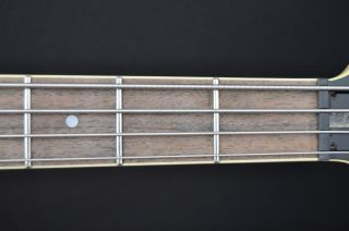 Ibanez Iceman Bass Guitar Owned Used by Paul Gilbert Mr Big