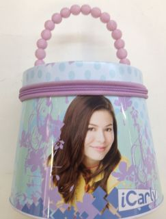 iCarly Tin Lunch Box Centerpiece Sandwich Bag