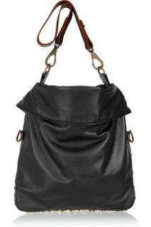 Sara Berman Tel Aviv leather shoulder bag