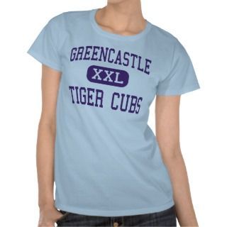 Greencastle   Tiger Cubs   High   Greencastle Shirt