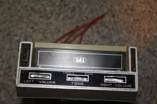 IDI 8 Track Car Stereo Player