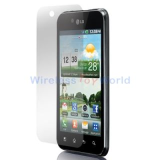 LCD Screen Protector for LG Optimus Black P970 Marquee Ignite