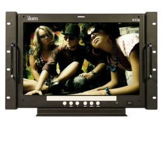 Ikan V17E 17 HD Monitor HDMI Rack Mountable
