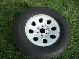 17 Silverado Suburban Wheel Tire Tahoe Avalanche Spare Yukon Sierra