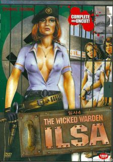 Ilsa The Wicked Warden Dyanne Thorne 1977 New SEALED DVD Jesus Franco