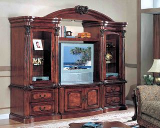 Flat Screen / Plasma / LCD TV Entertainment Center for only $2,725