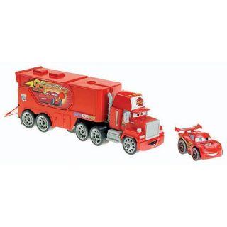 Fisher Price Imaginext Disney Pixar Cars 2 Vehicles 2 Pack Mack Hauler