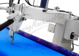 Line 18 Long Arm Quilting Machine w 10 Grace Imperial Frame