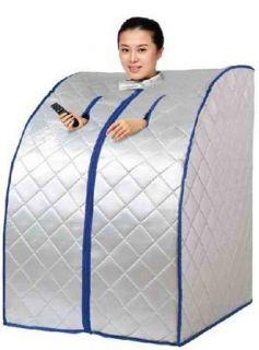 Far Infrared Portable Sauna w Ceramic Heater Panels