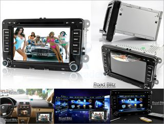 In Dash Car DVD with GPS, TV Volkswagen Fit vw Stereo player (av in