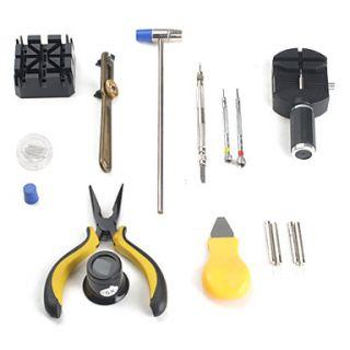 € 20.69   22pcs watch tool kit di riparazione con apertura cassa