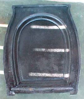 Noyes Nutter Bangor Me Cast Iron Stove Door Frame