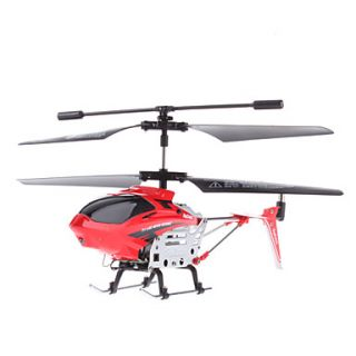 USD $ 29.39   3.5 Channel Gyro 3D Mini Remote Control Helicopter (Red