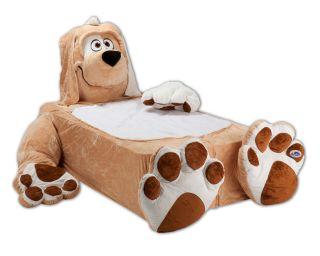 Incredibeds Floppy Dog Kids Bed Fits Twin Child Kids Toddler Bed