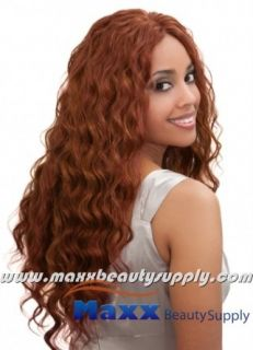 Bobbi Boss Indi Remi Human Hair Weave   Ocean Wave 14 #1