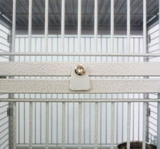 x62 New Parrot Macaws Bird Cage Cockatiel Aviary Large Playtop