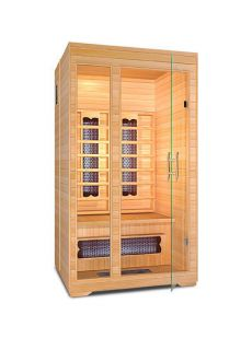 Ironman® Two Person Infrared Indoor Sauna