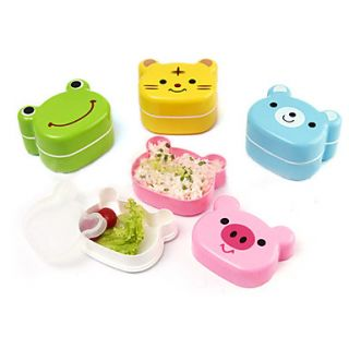 USD $ 4.39   Lovely Cartoon Childrens Lunch Boxes,