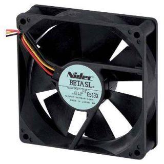 Mini Box Fan 3in 12V 40 CFM New