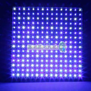 Plant Grow Light 50 Blue 50 White LED for Aquarium and Indoor Plant