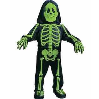 Costume Toddler Bones Suit 3D Cute Halloween Boys Kids Infant