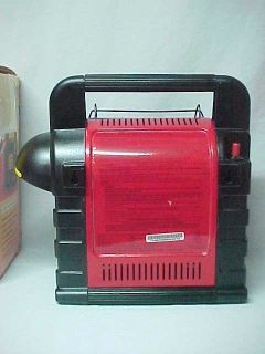 Mr. Heater Portable Buddy Indoor Safe Propane Heater. Model MH9B